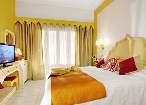 Hotelzimmer mit Volleyball im Tirana Dahab Resort