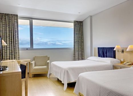 Hotelzimmer mit Fitness im The Lince Azores Great & Spa