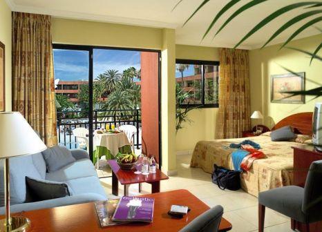Hotelzimmer mit Volleyball im La Siesta