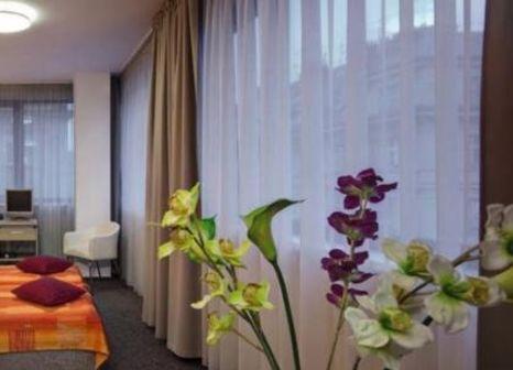 Hotelzimmer mit Internetzugang im Hotel Ehrlich