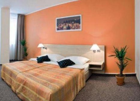Hotelzimmer mit Klimaanlage im Hotel Ehrlich