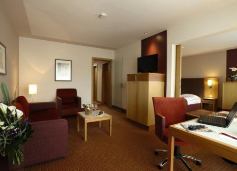 Hotelzimmer mit Fitness im CONPARC Hotel & Conference Centre Bad Nauheim