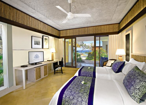 Hotelzimmer mit Mountainbike im Sudamala Suites & Villas Senggigi