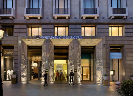 Hotel Mandarin Oriental Barcelona günstig bei weg.de buchen - Bild von FTI Touristik