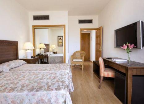 Hotelzimmer mit Tischtennis im Magec