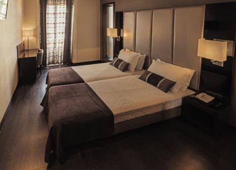 Hotelzimmer mit Tennis im Turim Restauradores Hotel