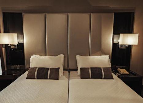 Hotelzimmer mit Volleyball im Turim Restauradores Hotel