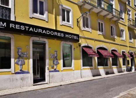 Turim Restauradores Hotel günstig bei weg.de buchen - Bild von FTI Touristik