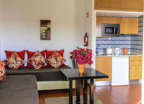 Hotelzimmer mit Mountainbike im Pedras da Rainha