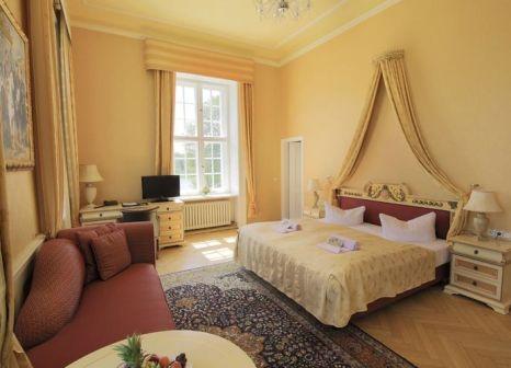 Hotelzimmer mit Surfen im Schloss Groß Plasten