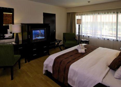 Hotelzimmer mit Volleyball im Bali Dynasty Resort