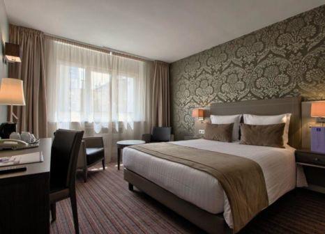 Hotelzimmer mit Ruhige Lage im Timhotel Opéra Blanche Fontaine
