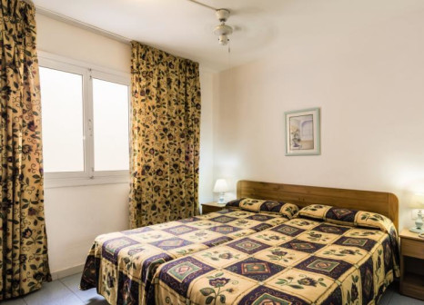 Hotelzimmer mit Minigolf im BelleVue Aquarius