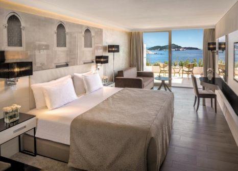 Hotelzimmer mit Tennis im Rixos Libertas Dubrovnik
