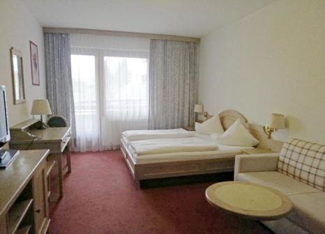 Hotelzimmer mit Tischtennis im Harmony Sonnschein