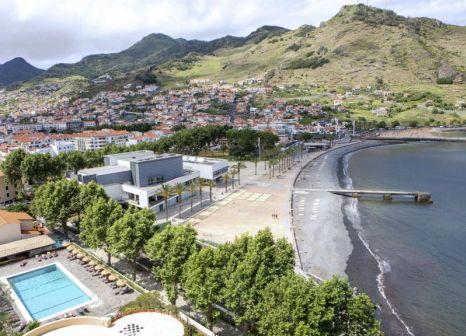 Hotelzimmer mit Mountainbike im Dom Pedro Madeira