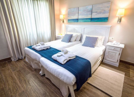 Hotelzimmer mit Yoga im Vitalclass Lanzarote