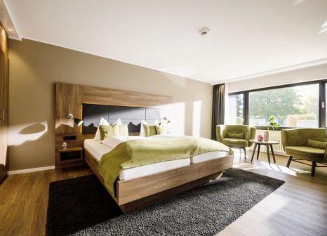 Hotelzimmer mit Yoga im Sporthotel & Resort Grafenwald
