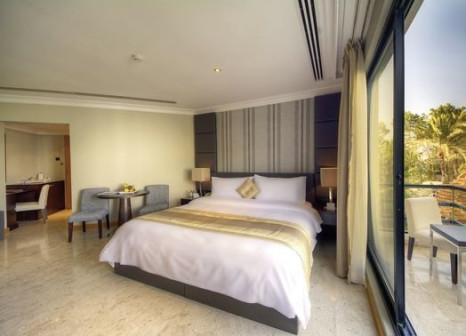 Hotelzimmer mit Tennis im Dubai Marine Beach Resort and Spa