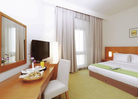 Hotelzimmer mit Kinderbetreuung im Bin Majid Acacia Hotel & Apartments
