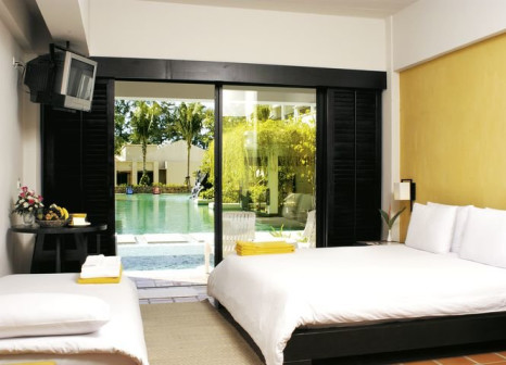 Hotelzimmer mit Fitness im DoubleTree by Hilton Phuket Banthai Resort