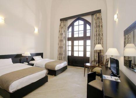 Hotelzimmer mit Mountainbike im Rohanou Beach Resort & Ecolodge