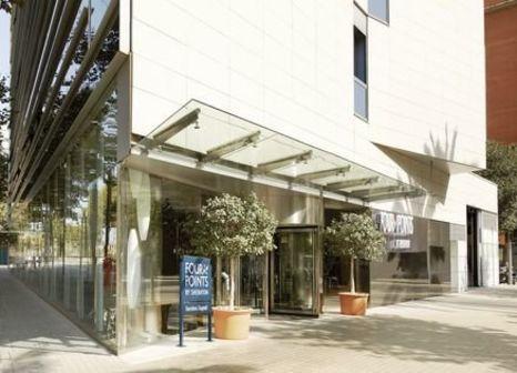 Hotel Four Points by Sheraton Barcelona Diagonal günstig bei weg.de buchen - Bild von FTI Touristik