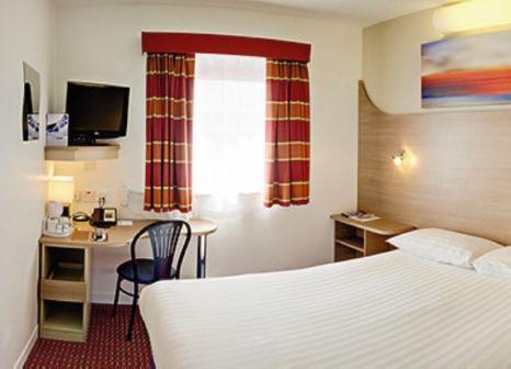 Hotelzimmer mit Aufzug im Hotel ibis Styles London Excel