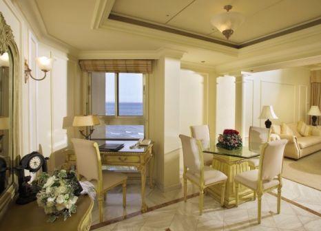 Hotelzimmer mit Mountainbike im The Golden Bay Beach Hotel