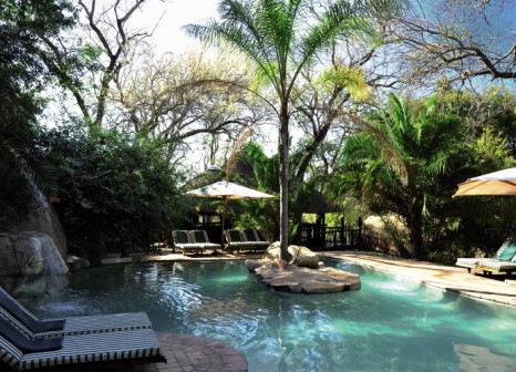 Hotel Idube Game Reserve in Nationalpark - Bild von FTI Touristik