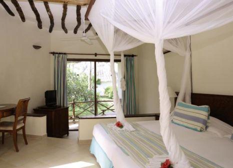 Hotelzimmer mit Volleyball im Sultan Sands Island Resort