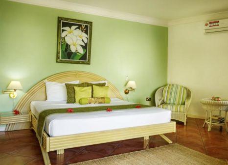 Hotelzimmer mit Paddeln im L'Habitation Cerf Island
