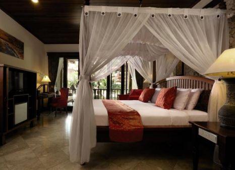 Hotelzimmer mit Yoga im Bali Tropic