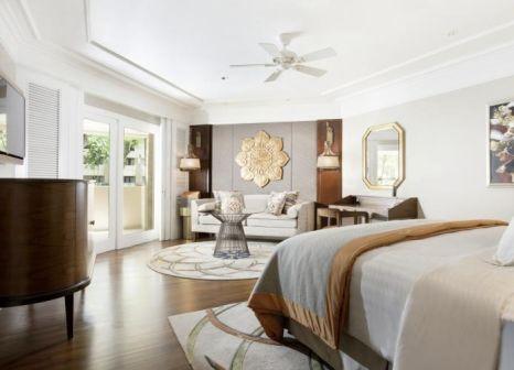 Hotelzimmer mit Yoga im Intercontinental Bali Resort