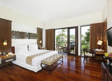 Hotelzimmer mit Mountainbike im Seminyak Beach Resort & Spa