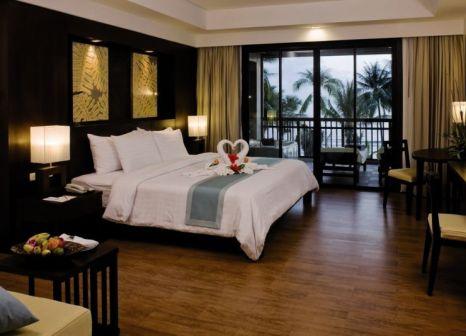 Hotelzimmer mit Mountainbike im KC Grande Resort