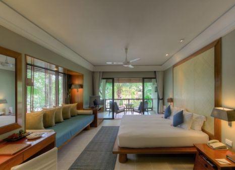 Hotelzimmer mit Mountainbike im Layana Resort & Spa