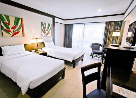 Hotelzimmer mit Mountainbike im Novotel Rayong Rim Pae Resort Hotel