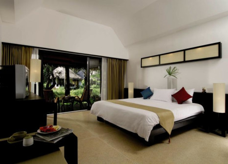 Hotelzimmer mit Paddeln im Haadson Resort Khao Lak