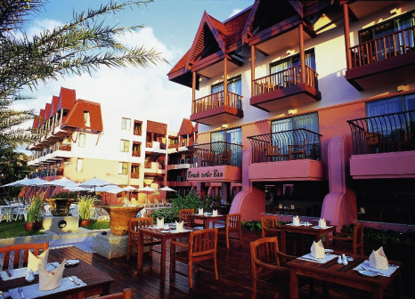 Seaview Patong Hotel in Phuket und Umgebung - Bild von FTI Touristik