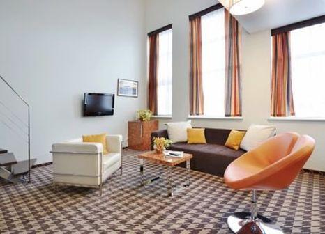 Hotelzimmer mit Golf im Sand Hotel