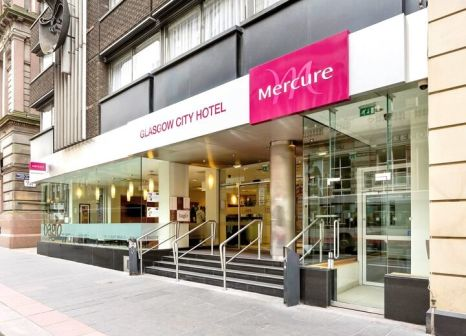 Mercure Glasgow City Hotel in Schottland - Bild von FTI Touristik