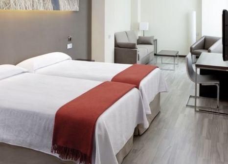 Hotelzimmer mit Aufzug im NH Barcelona Diagonal Center
