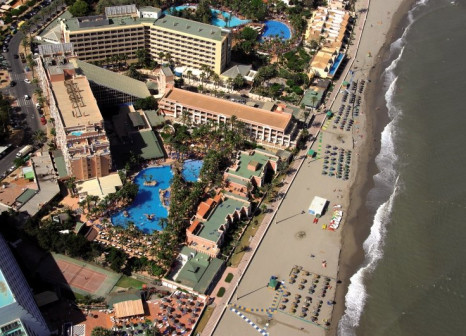 Playacapricho Hotel in Costa de Almería - Bild von FTI Touristik