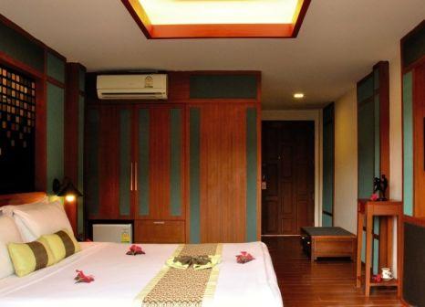 Hotelzimmer mit Paddeln im Phi Phi Erawan Palms Resort