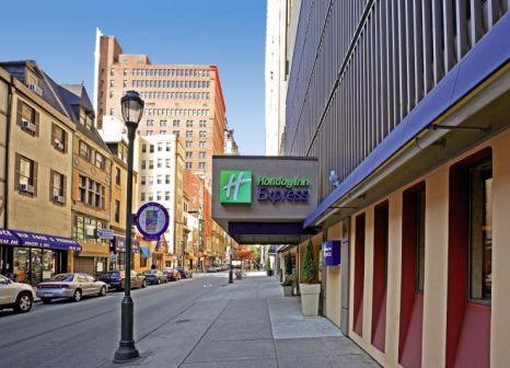 Hotel Holiday Inn Express Philadelphia-Midtown günstig bei weg.de buchen - Bild von FTI Touristik