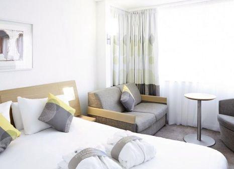 Hotelzimmer mit Kinderbetreuung im Novotel Edinburgh Centre
