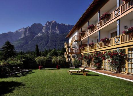 Romantik Alpenhotel Waxenstein in Bayern - Bild von FTI Touristik