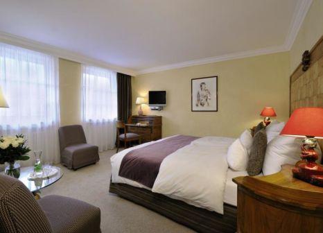 Hotelzimmer mit Golf im Romantik Alpenhotel Waxenstein