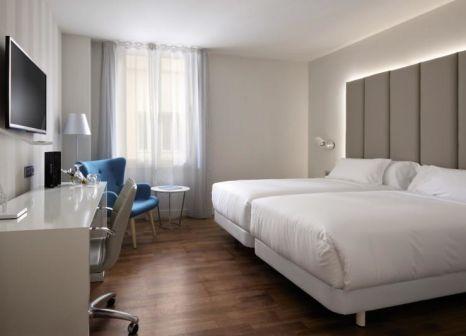 Hotelzimmer mit Massage im NH Madrid Nacional